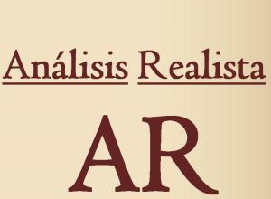 """Inicia un """"Análisis Realista"""""""